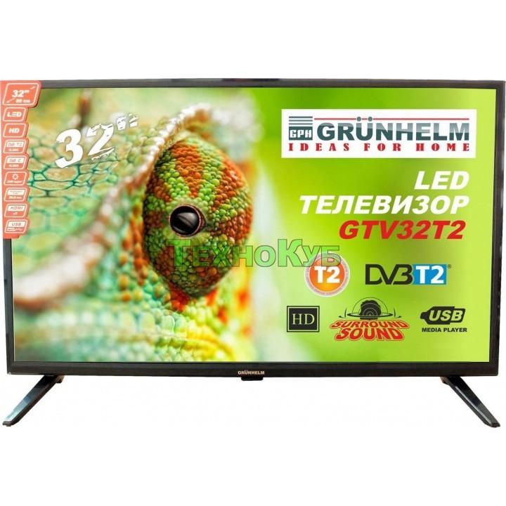 Телевизор Grunhelm GTV32T2 (HD)