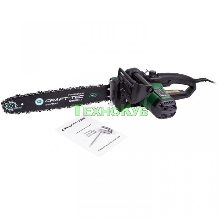 Электропила цепная Craft-tec EKS-405