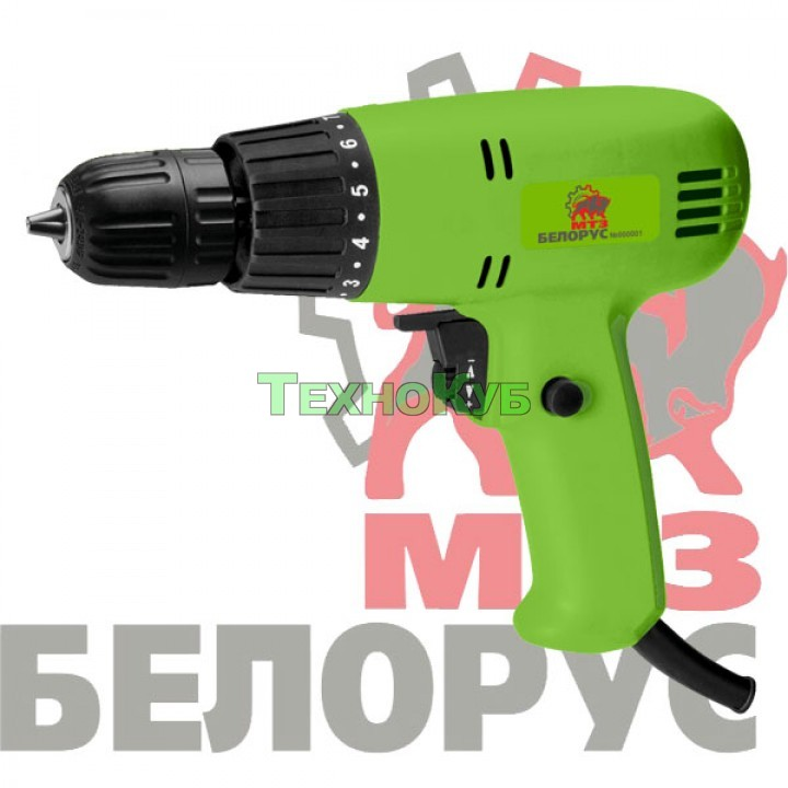 Сетевой шуруповерт Белорус ДЭ-1250