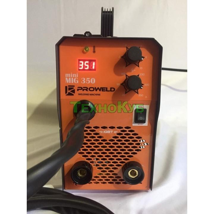 Сварочный полуавтомат Proweld mini MIG-350