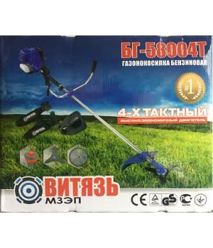 Мотокоса Витязь БГ-58004Т 4-х тактная