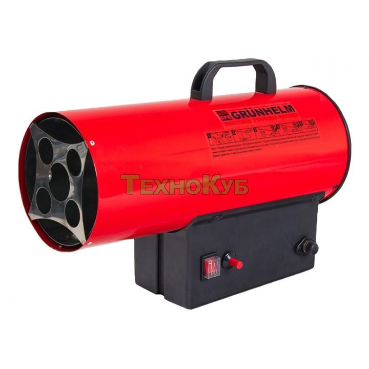 Газовая тепловая пушка Grunhelm GGH-15
