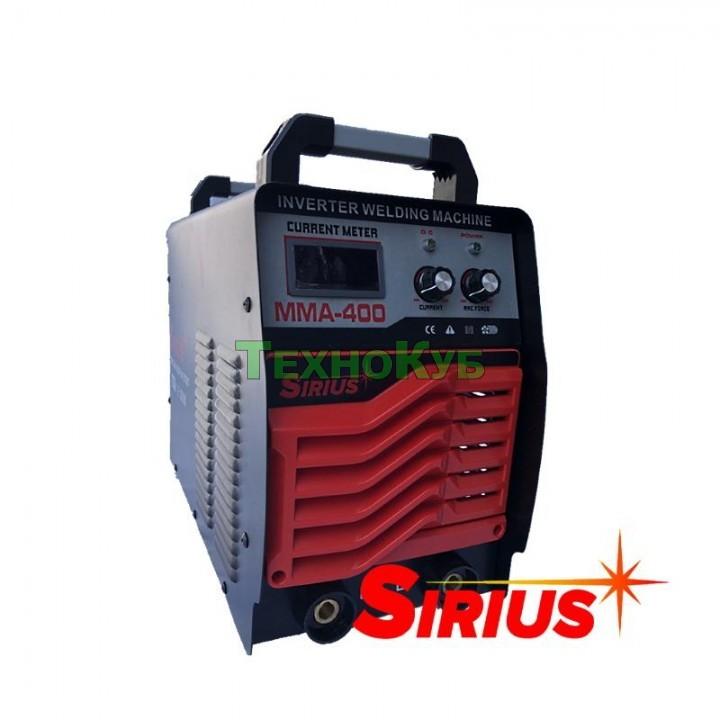 Сварочный инвертор Sirius MMA-400 (380 Вольт)