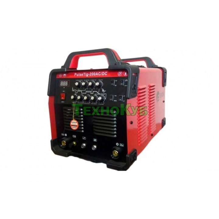 Аргоно-дуговая сварка Edon PulseTig 200 AC/DC