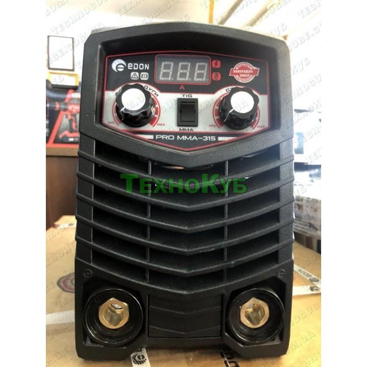 Сварочный инвертор Edon Pro MMA-315