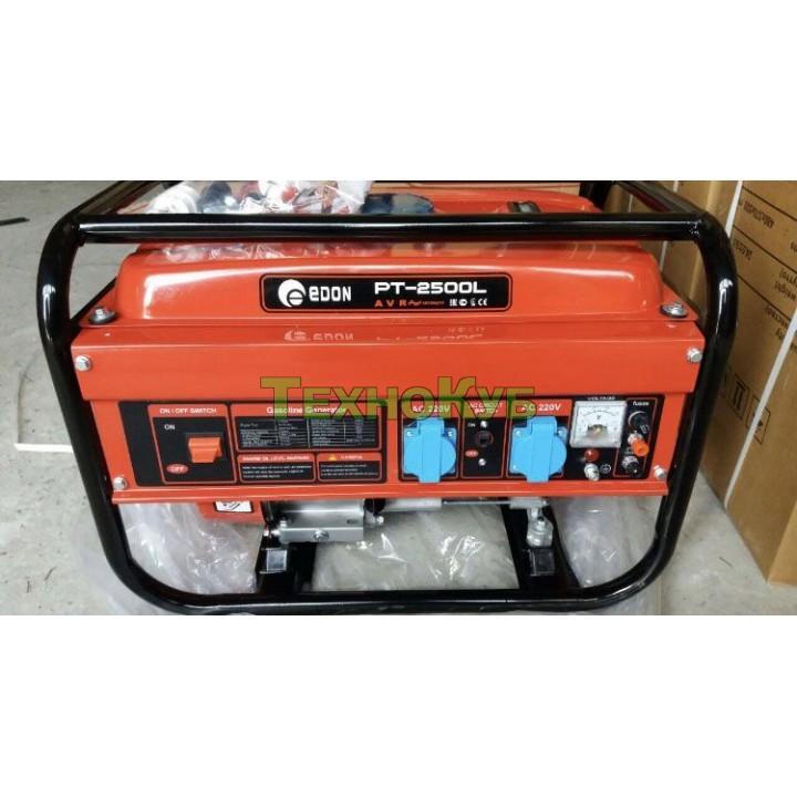 Бензиновый генератор Edon PT-2500L