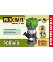 Фрезер Procraft POB-980 три базы