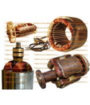 Перемотка статора и ротора бензиновых и дизельных электростанций