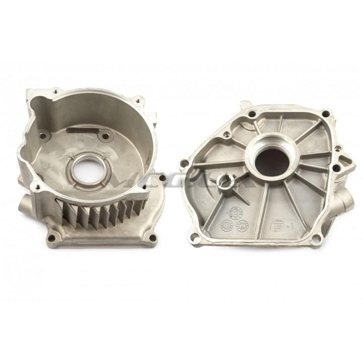 Крышка блока двигателя бензогенератора 2-3,5кВт 168F/170F
