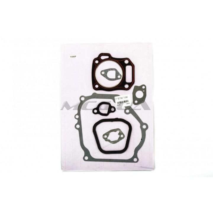 Прокладки двигателя (набор) м/б 168F (6,5Hp)