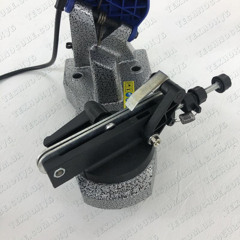 станок для заточки цепей с асинхроныым двигателем